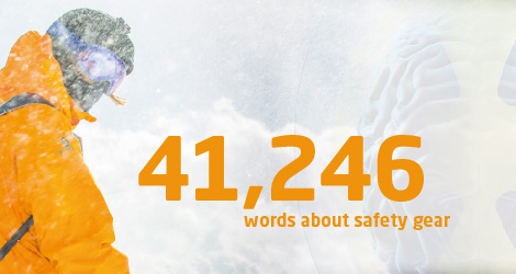 41.246 words about safety gear